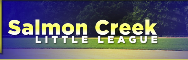 Salmon Creek Little League Banner