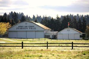 Pearson Air Field